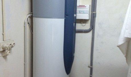 Installation de chauffe-eau thermodynamique Lubersac