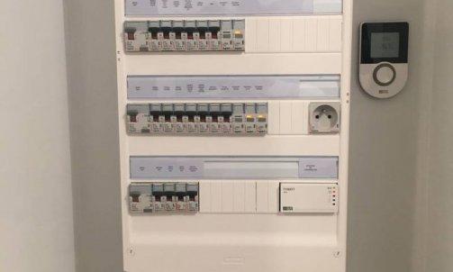 Installation électrique à Lubersac